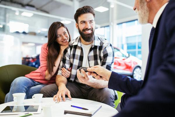 credit union services - dealer warranty